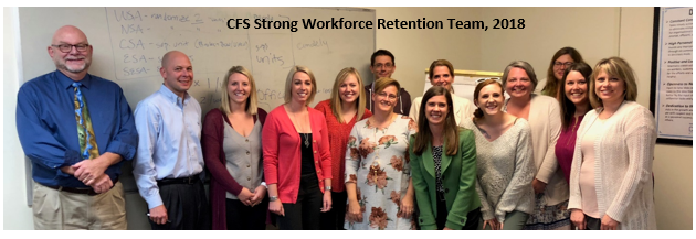CFS Strong Workforce Retention Team