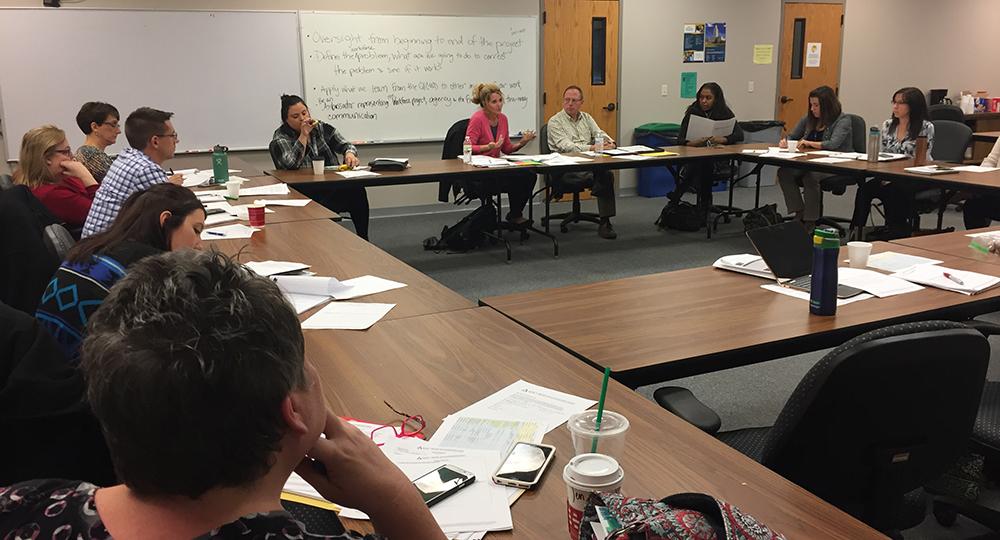 Nebraska Team Meeting