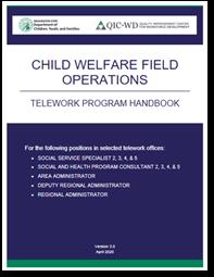 child welfare field operations handbook