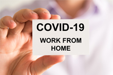 Covid-10 Work from Home