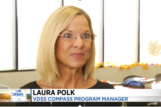 Laura Polk VDSS COMPASS Program Manager