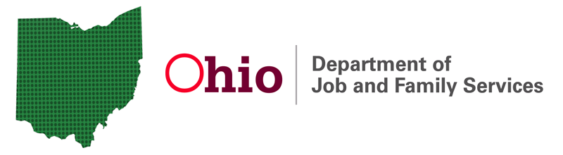 Ohio Department of Job and Family Services logo